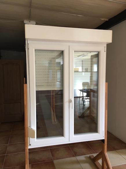 esposizione finestra bianca dalla polonia