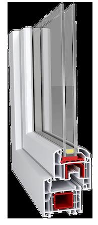 finestra esempio profilo dalla polonia