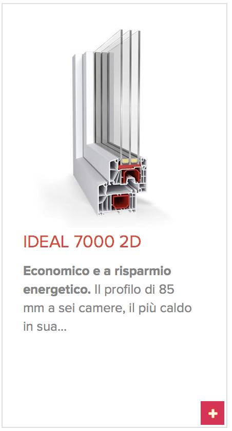 ideal 7000 2d pvc