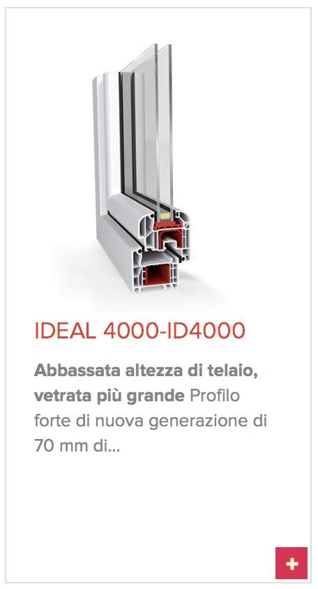 ideal 4000 pvc